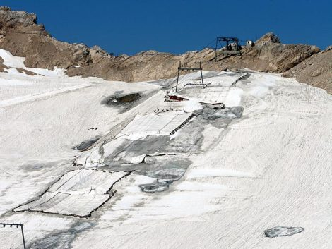 Ledovec Schneeferner