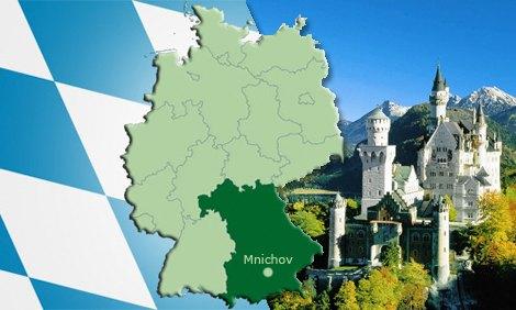 Bavorsko - země piva, klobás a nádherné přírody